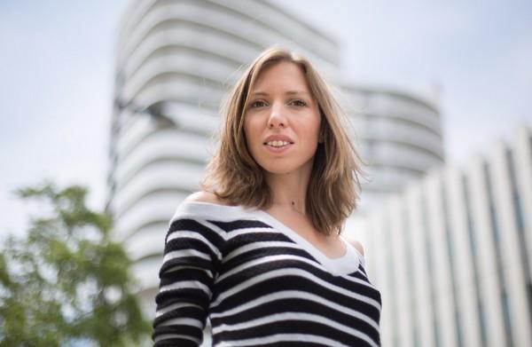 Liz Cherhal (photo DR)