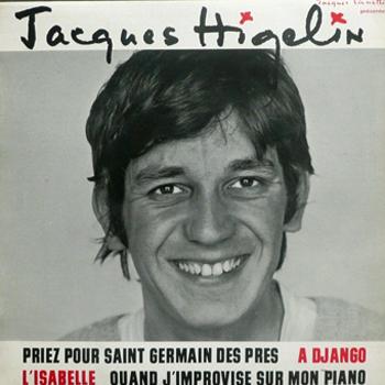 HIGELIN 45t 1966 ADjango Qd j'improvise