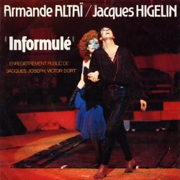 HIGELIN ALTAÏ Informulé 1983