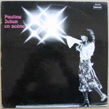 JULIEN Pauline En scène 1975