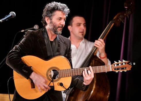 Lucien La Movaiz Graine en concert photo DR
