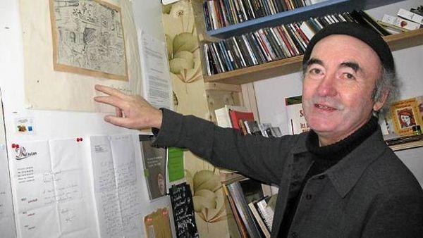 Gérard Pierron (photo Ouest-France)