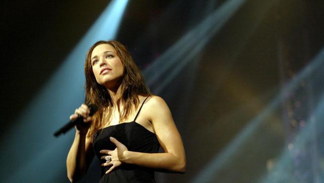 Natasha St-Pier (photo d'archives DR)