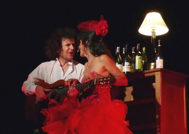 Bruno Duchâteau & Sylvie Marin In vino Délyr Photos Atypik