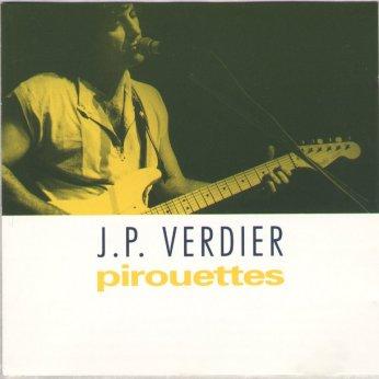 VERDIER Joan Pau pirouettes 1992