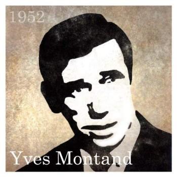MONTAND Yves Concert RadioSuisseRomande Lausanne 1952