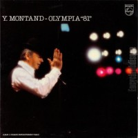 MONTAND Yves Olympia 1981