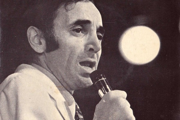 Charles Aznavour (photo DR)