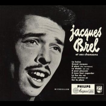 BREL Jacques Brel et ses chansons 1954