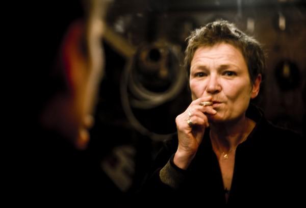 Claudine Lebègue (photo Guillaume Renaud)