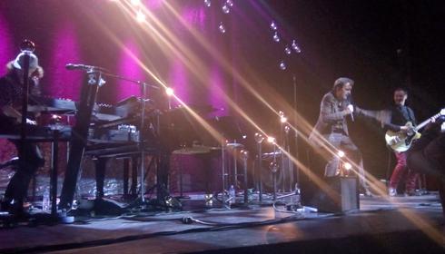 Cali chante Ferré au Toursky 2018 photo Catherine Laugier