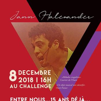 HALEXANDER Yann au Challenge 8 12 18
