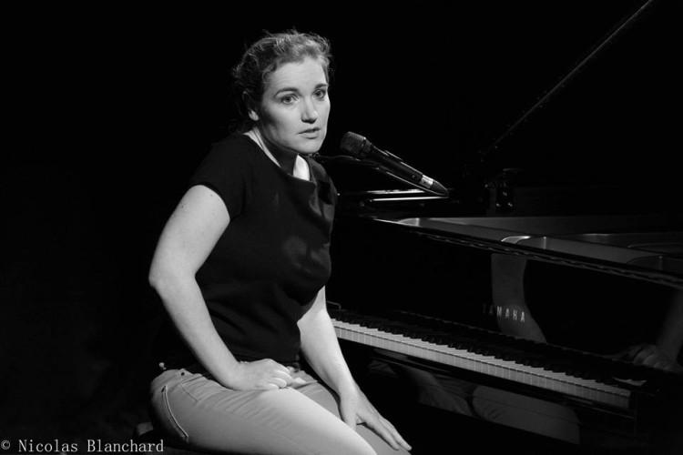 Liz Van Deuq en concert à Venelles ©Nicolas Blanchard