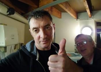 Jamait selfie 2