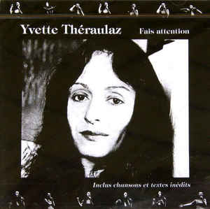 Théraulaz Yvette Fais attention 1978