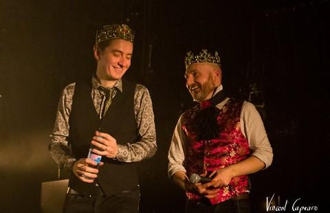 Les Rois de la Suède (photo Vincent Capraro)