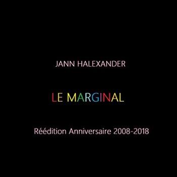 HALEXANDER Jann Le marginal Réédition 2008-2018 21 12 18