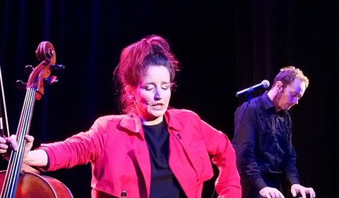 Katrin Wal(d)Teufel et Bastien Lucas (photos Babette Richard)