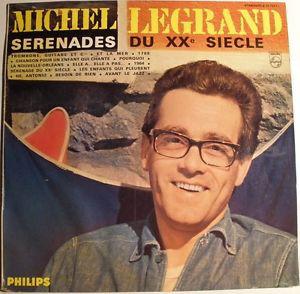 LEGRAND Michel 1964 Sérénades du XXeme siècle