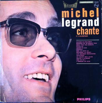 LEGRAND Michel chante et s'accompagne 1964