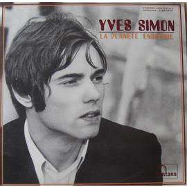 SIMON Yves La planète endormie 1969