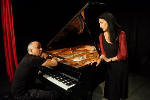 Sébastien Jaudon et Natsha Bezriche