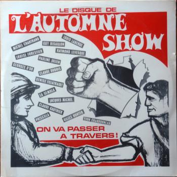 JULIEN Pauline dans L'automne show 1974
