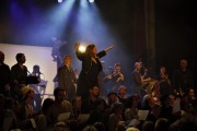 Le Collectif Lapointe chante Trenet : y'a d'la joie ! (photo Thierry Margot)