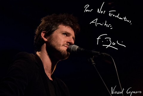 Frédéric Bobin (photos Vincent Capraro)