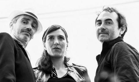 Armand Boisard, Dalele et Rolland Martinez (photo Jacob Redman tirée du site de Dalele)