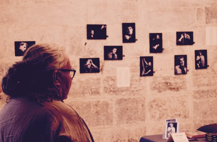 Ouverture de l'Expositon photo d'anne-Marie Panigada, Salles du château
