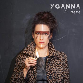 YOANNA pochette-2e sexe 2019