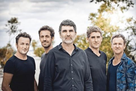 Hamon Martin Quintet (photo Jérôme Sevrette)