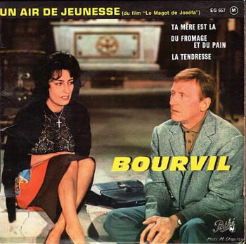 BOURVIL Un air de jeunesse 1963
