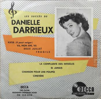 DARRIEUX Danielle Succès 195X