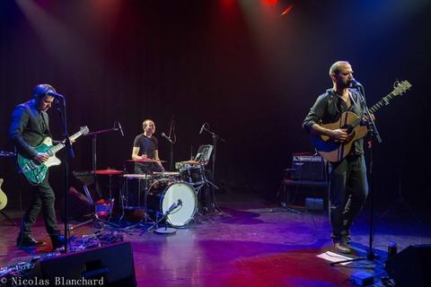 Erwan Pinard Trio à Venelles (photos Nicolas Blanchard)