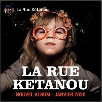 La rue Kétanou 2020 cd