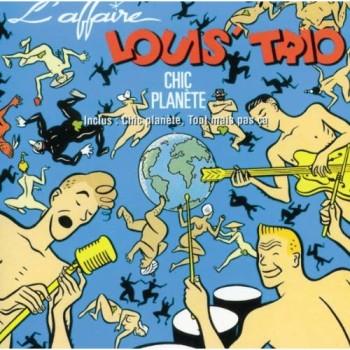 L'affaire Louis' Trio Chic planèten 1987