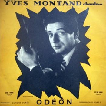 Montand 1952 Chante