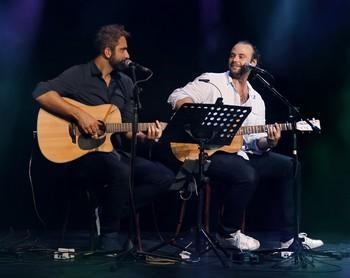 Bruno Guglielmi et Arthur Le Forestier (photo tirée de leur site)