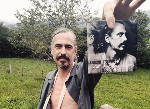 Andoni Iturrioz (photo non créditée tirée de sa page facebook)