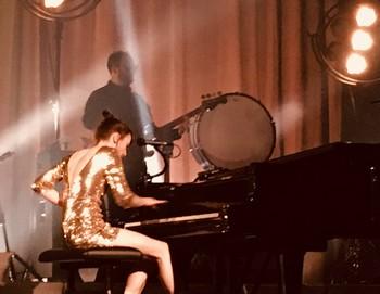 En concert à Namur (photo Pol de Groeve)