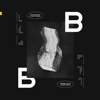 Baden Baden - cover album La Nuit Devant 2019