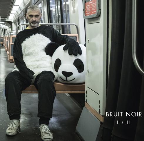 II/III album 2019 de Bruit Noir