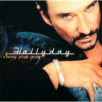 HALLYDAY Sang pour sang 1999
