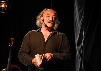 Jean-Pierre Gos, le récitant conteur