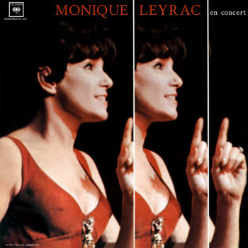 LEYRAC Monique 1965 L en concert