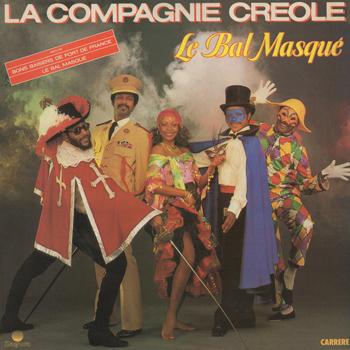 La Compagnie Créole 1984 Le bal masqué