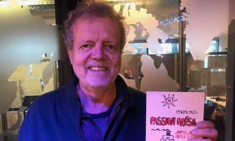 Frédéric Pagès (photo non créditée)
