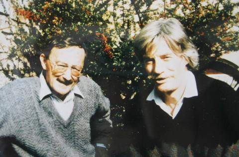Guy Thomas et Jean Ferrat